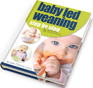 baby-led weaning cover
