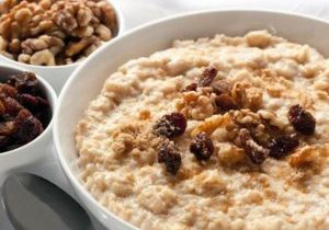 whats cooking wedneday pic spiced porridge
